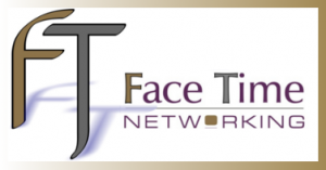 Face Time Networking Logo